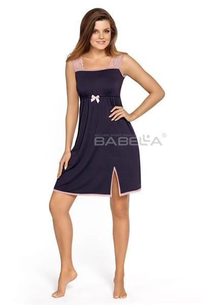 43c5e70370dad2 AURORA-B1 /18L koszula nocna BABELLA | Bielizna \ bielizna nocna ...