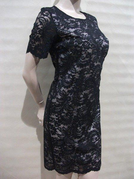 53dfaf82f40be3 B4-87020 /15Z sukienka BIALCON | Odzież damska \ sukienki | JULIA Lębork